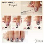 Paso a paso para pintar tus uñas con diseño de animal print