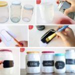 Cómo hacer de todo con frascos de vidrio para la cocina