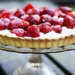 Como hacer una deliciosa y facil tarta de frutillas