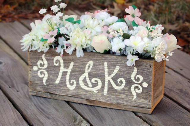 Recuerdos Para Matrimonio Rustico : Centros de mesa bonitos y originales a bajo costo cómo